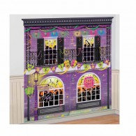 Mardi Gras Scene Setter Wall Decorating Kit