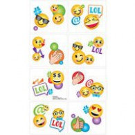 LOL Emoji Tattoos Smiley Faces