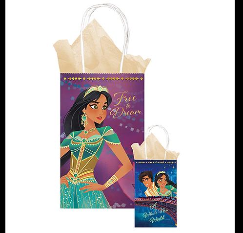 Aladdin Printed Kraft Bags x 8