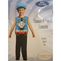Thomas The Tank Costume & Hat