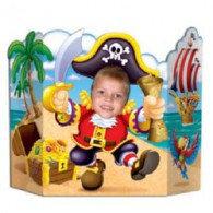 Photo Prop Pirate