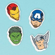 Avengers Epic Mini Erasers Favors