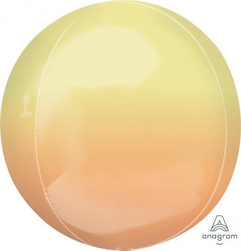 Orbz XL Ombre Yellow & Orange G20