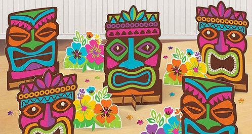 Hawaii Tiki Theme
