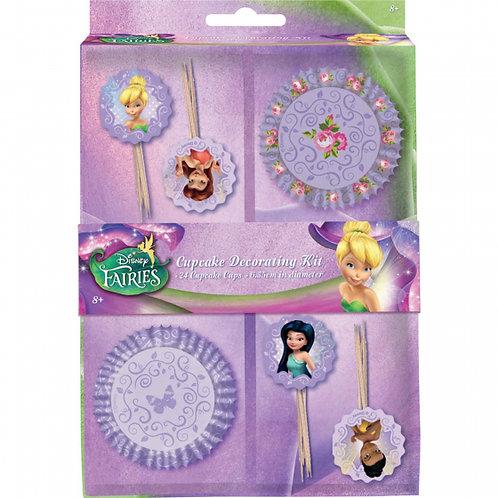 Disney Fairies Cupcake Decorating Kit