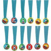 Thomas & Friends Award Medals Ribbons