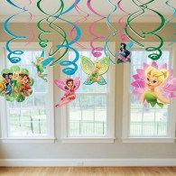 Tinker Bell Best Friend Fairies Swirl Value Pack