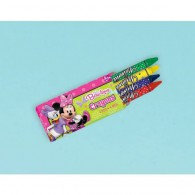 Minnie Mouse Crayons Bow-tique