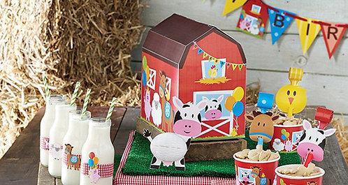 Farmhouse Theme