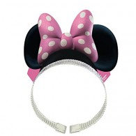 Minnie Mouse Ears Headbands Bow-tique