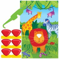 Jungle Animals Party Game
