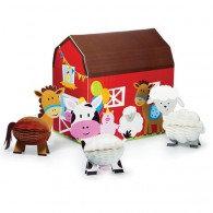 Farmhouse Fun Centrepiece -Includes Barn