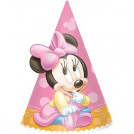 Minnie Mouse 1st Birthday Hats