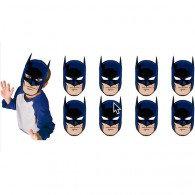 Batman Masks Cardboard