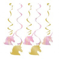 Unicorn Sparkle Dizzy Danglers Hanging Decorations