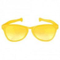 Giant Sunglasses Yellow