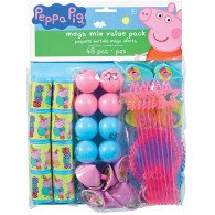 Peppa Pig Mega Mix Value Pack