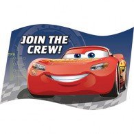 Cars 3 Invitations Join The Crew