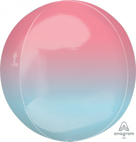 Orbz XL Ombre Red & Blue G20