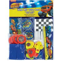 Blaze & The Monster Machines Mega Mix Value Pack 48 Pieces