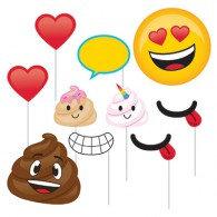 Emojions Poop Photo Props