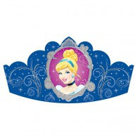 Cinderella Paper Tiaras