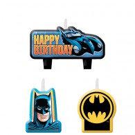 Batman Mini Moulded Candle