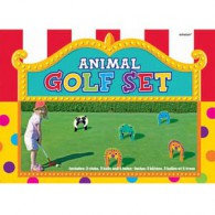 Animal Golf Game Set
