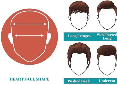 【短髮男士髮型資訊】 男士想了解自己的面型適合什麼髮型﹖