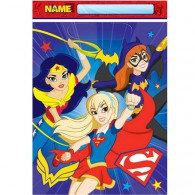 Super Hero Girls Loot Bags