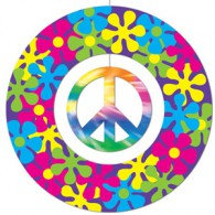 Hanging Decoration Peace Sign