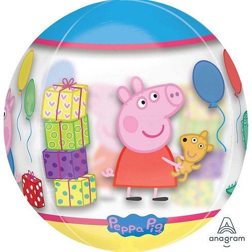 Orbz Clear Peppa Pig G40