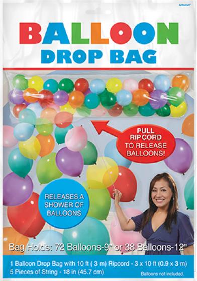 BALLOON RELEASE DROP BAG