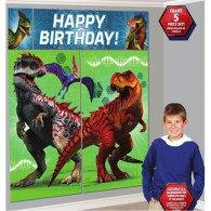 Jurassic World Scene Setter Kit