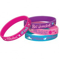 Shimmer & Shine Rubber Bracelets