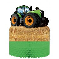 Tractor Time Centrepiece Honeycomb Cardboard 23cm x 30cm Each