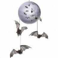 Moon & Bats Mobile
