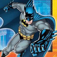 Batman Lunch Napkins