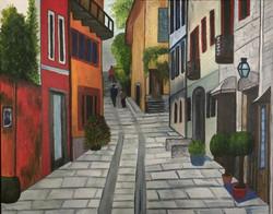 Dans la ruelle