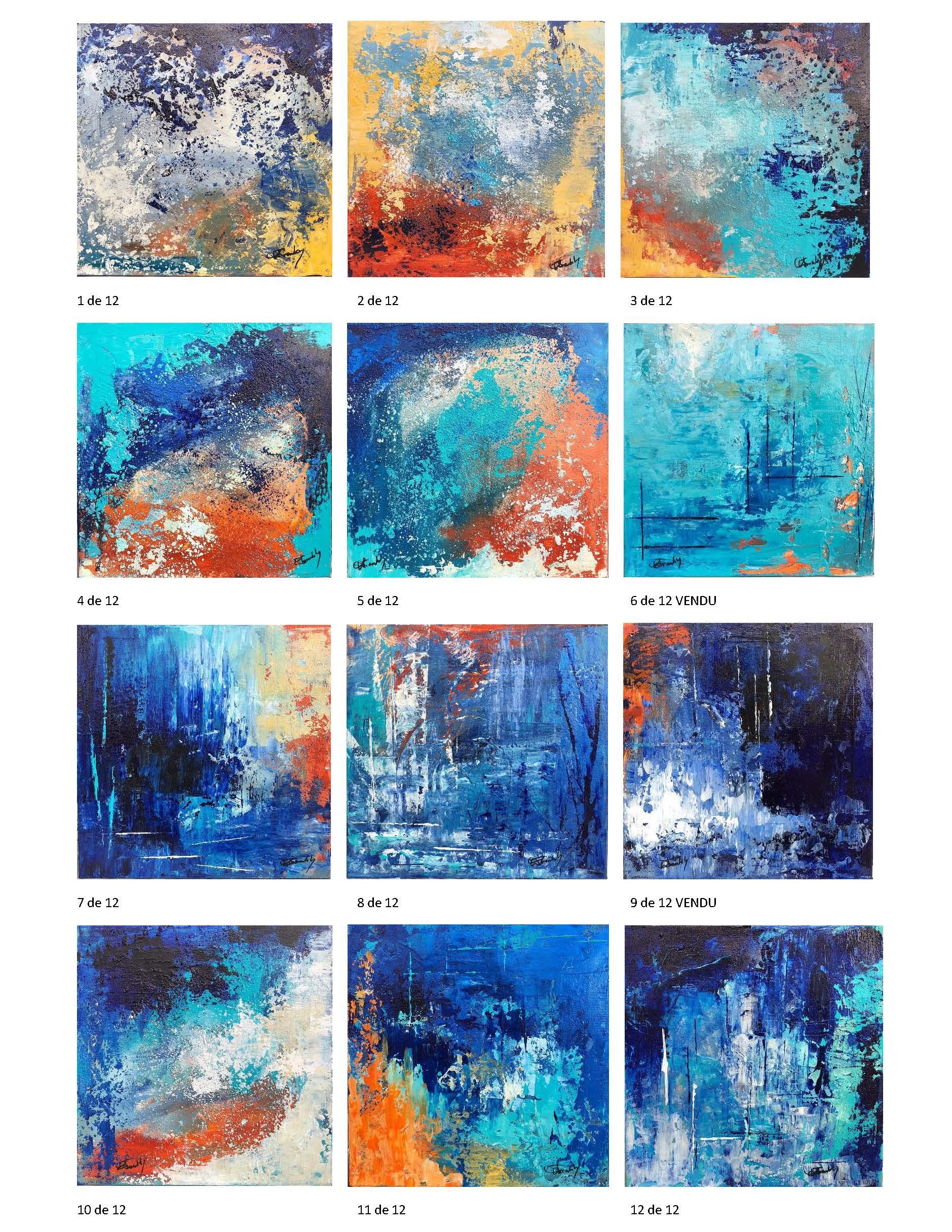 Le blues des bleus