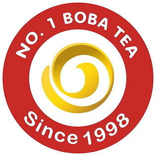 No. 1 Boba Tea logo