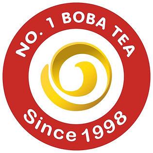 No. 1 Boba Tea logo