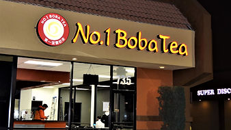 Nellis No. 1 Boba Tea