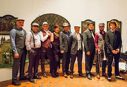 Harasse Jazz Band