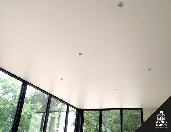 Plafond tendu 4