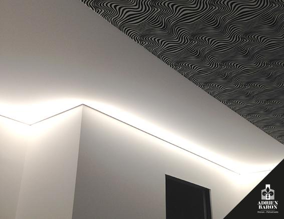 Plafond tendu 1