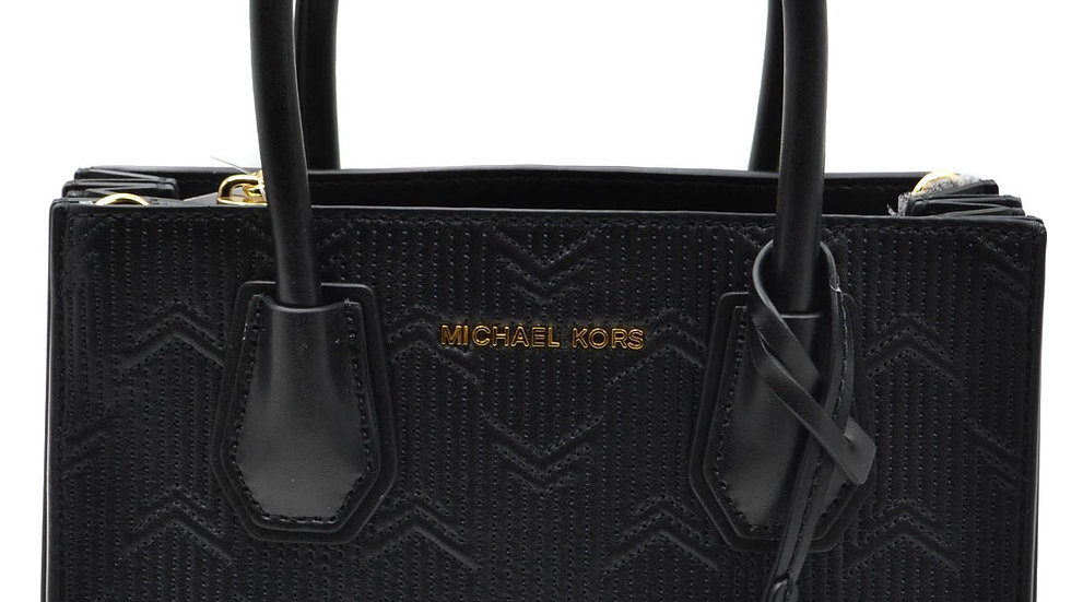 Michael Kors Black Designer Handbag