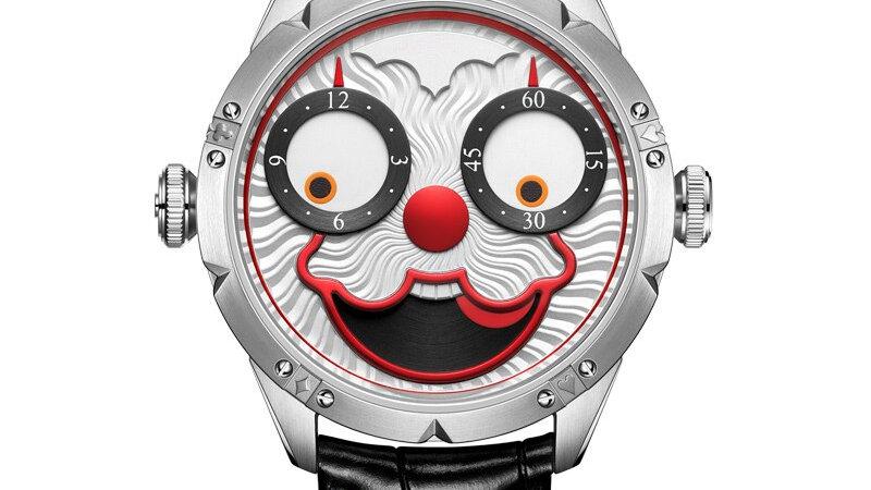 The Joker Swiss Men's Diver Wristwatch