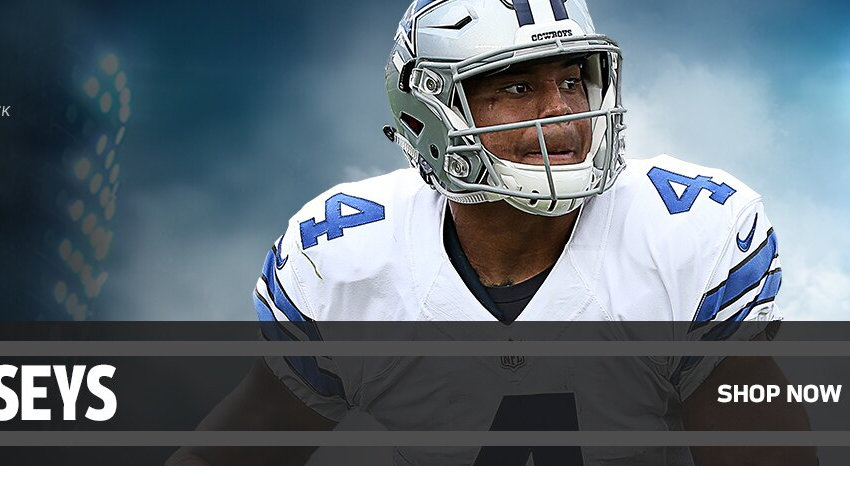 Dallas Cowboys Jerseys, Cowboys Jerseys - NFL Shop
