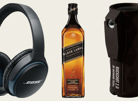 7 Gifts For The Dad Who Says He Wants 'Nothing' For Father's DayIt's Dad's turn to be pampered.